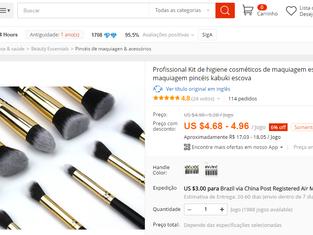 3 sites para comprar na  China!