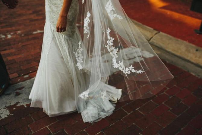 Real Wedding: Rachel + Ben