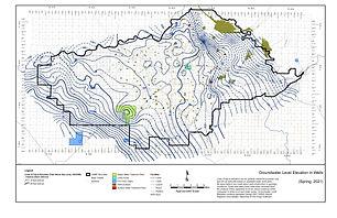 GW Level Elevation in Wells Spring 2021.jpg