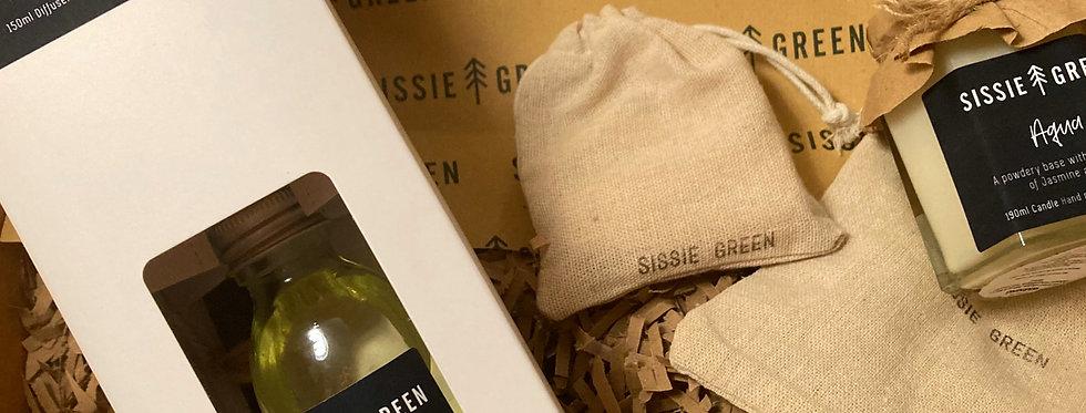 Sissie Green Gift Set