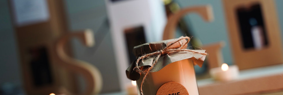 Winter Soy Wax Candle