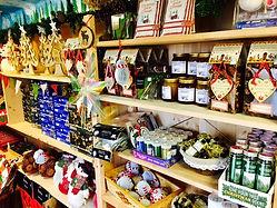 Christmas shop on our Christmas Tree Farm
