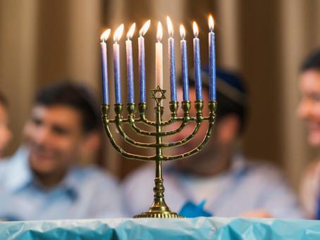 Hanukkah - Alimente-se dos seus sonhos