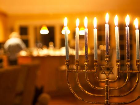 Hanukkah - Estarei vivendo meu milagre