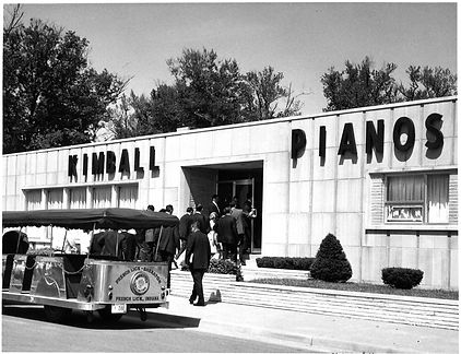 Kimball Pianos office building