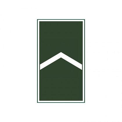 Divisa de Gola Soldado (Emborrachado)