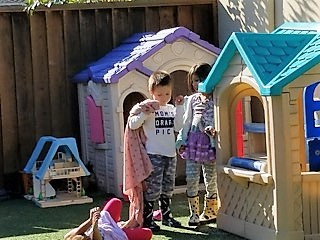 Kindergarten - Cambrian Park Center
