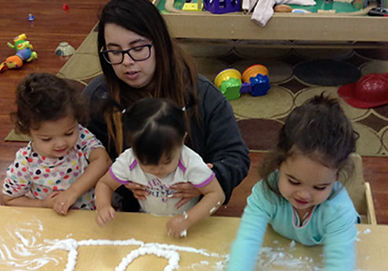 infant day care program