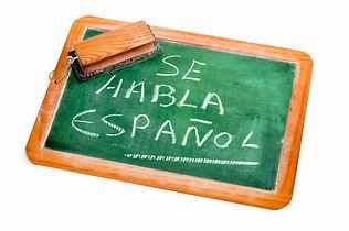 spanish class after schol program