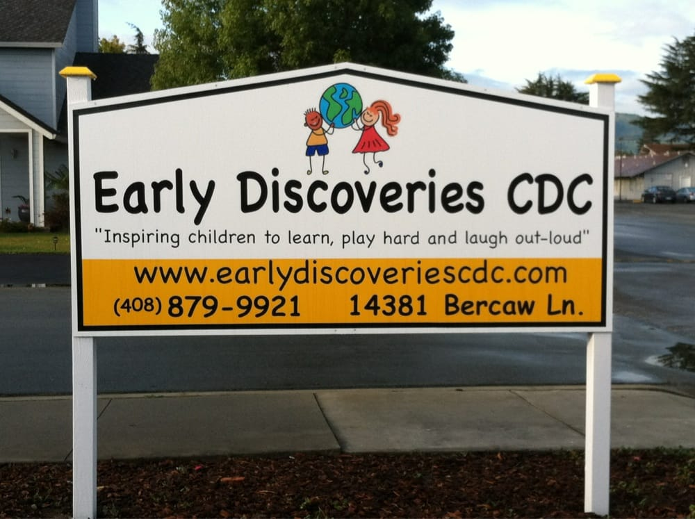 Early Discoveries CDC-Cambrian Park
