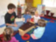 childrens music class after school program