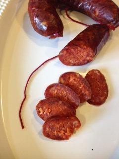 Chorizo Asturiano Parrillero