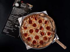 Pizza a leña y más...