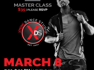 Jamile McGee set to teach a Master Class March 8