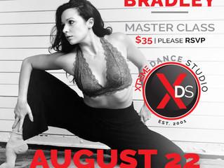 Emma Bradley's Master Class @ Xtreme