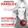Jennifer Parsley's Master Class @ Xtreme