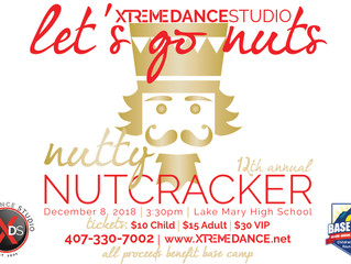12th Annual Nutty Nutcracker