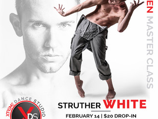 OPEN MASTER CLASS with Struther White