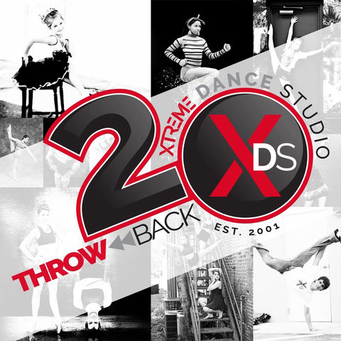 Throwback to 20 years of Xtreme Dance Studio