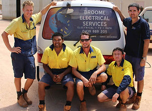 Broome Electrician