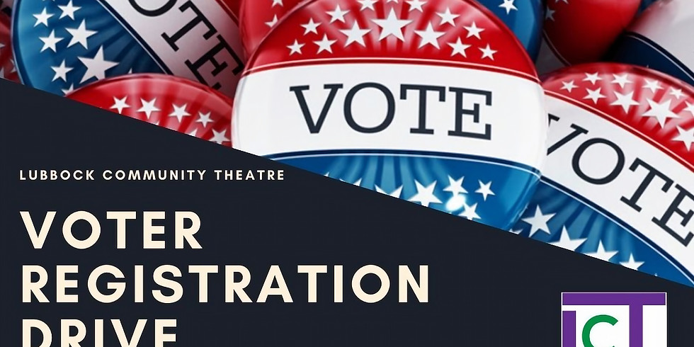 Voter Registration Drive By