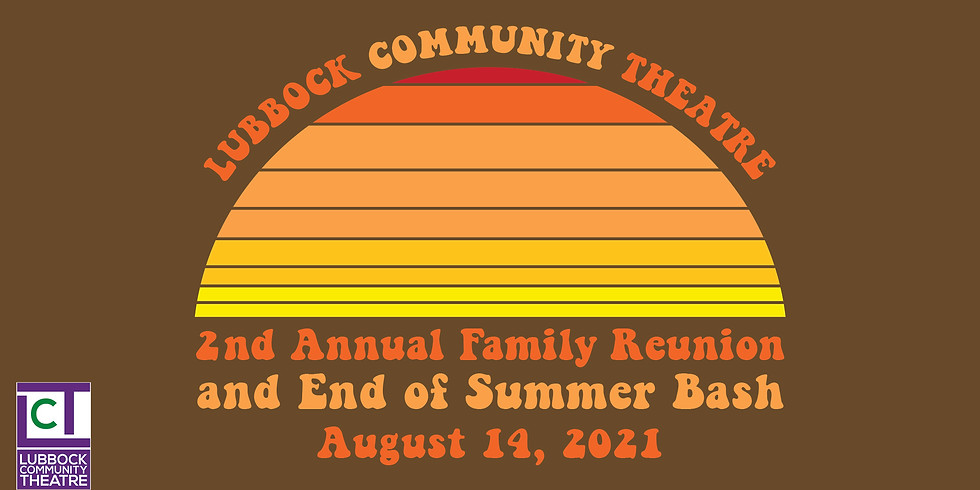 LCT Annual Family Reunion and End of Summer Bash