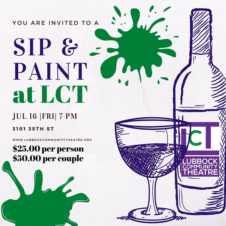 LCT Sip & Paint