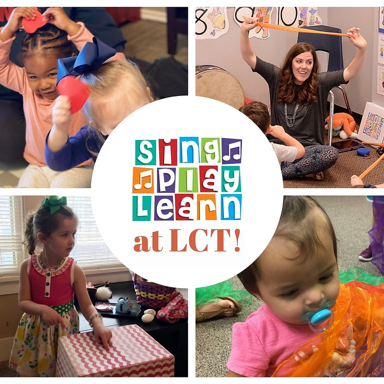 Sing! Play! Learn! at LCT Part DUEX!