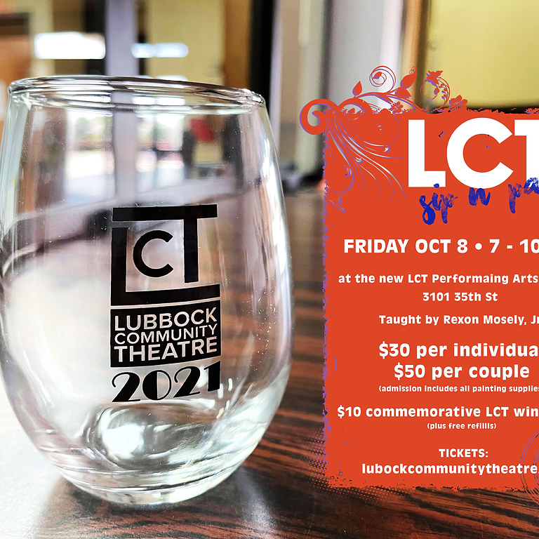 LCT Sip & Paint OCT
