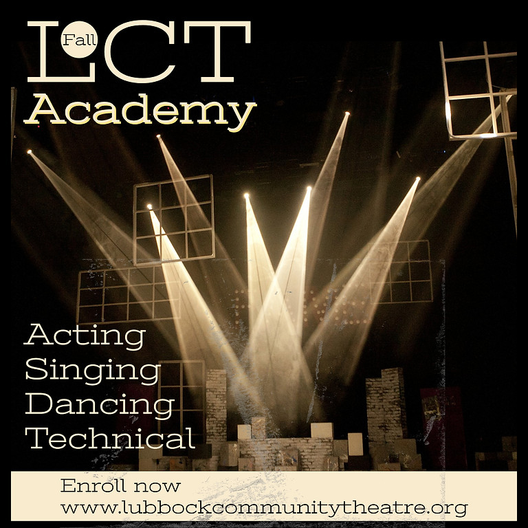 LCT Fall 2021 Adult Academy