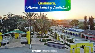Guaimaca, ¡Aroma, Sabor y Tradición!