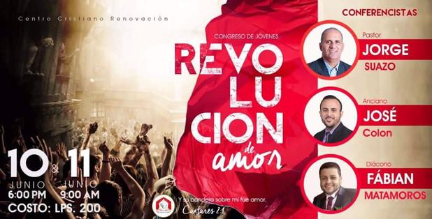 Congreso Revolución de Amor   CCR