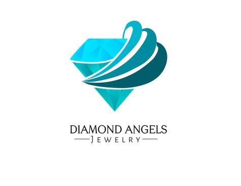 Logo: Diamond Angels Jewelryy