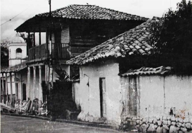 Centro de Valle de Ángeles 1980