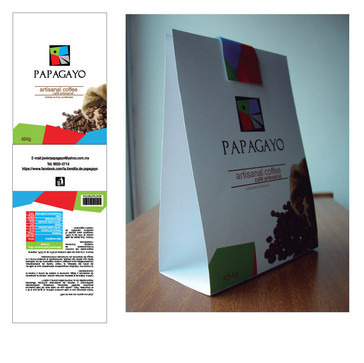 Papagayo - Packaging