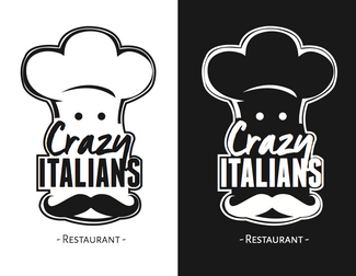 Logo: Crazy Italians