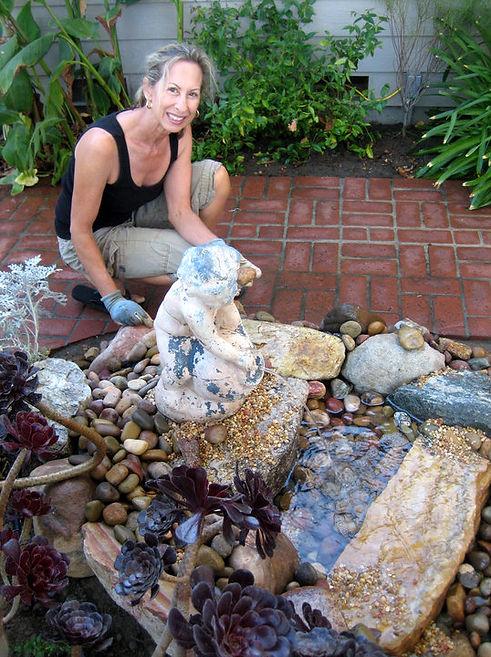 Francesca Corra, Certified Landscape Designer