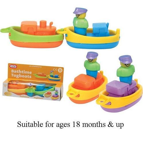 Bath Tug Boats