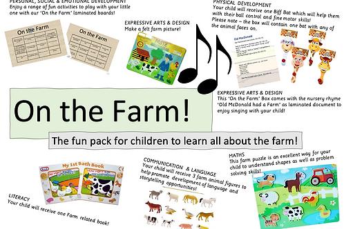 On the Farm Learning Box