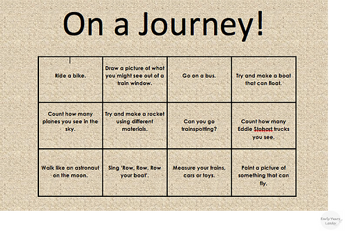 On a Journey!