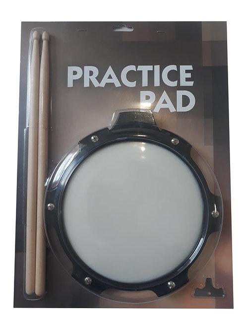 Practice Pad + Sticks