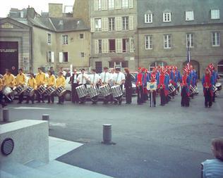 Festival International du Tambour - 2003