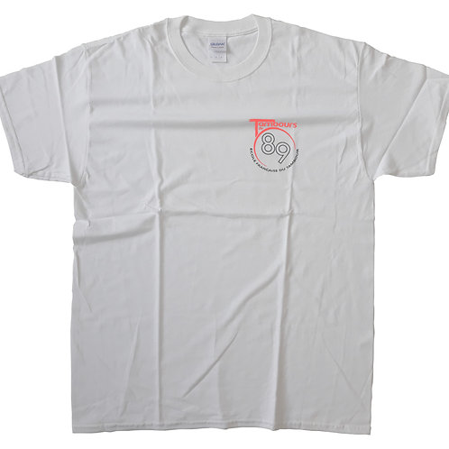 Tee-shirt - Blanc