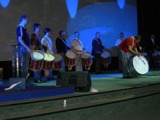 Les Tambours de 89 à Vladivostok