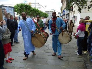 Festival International du Tambour - 2008