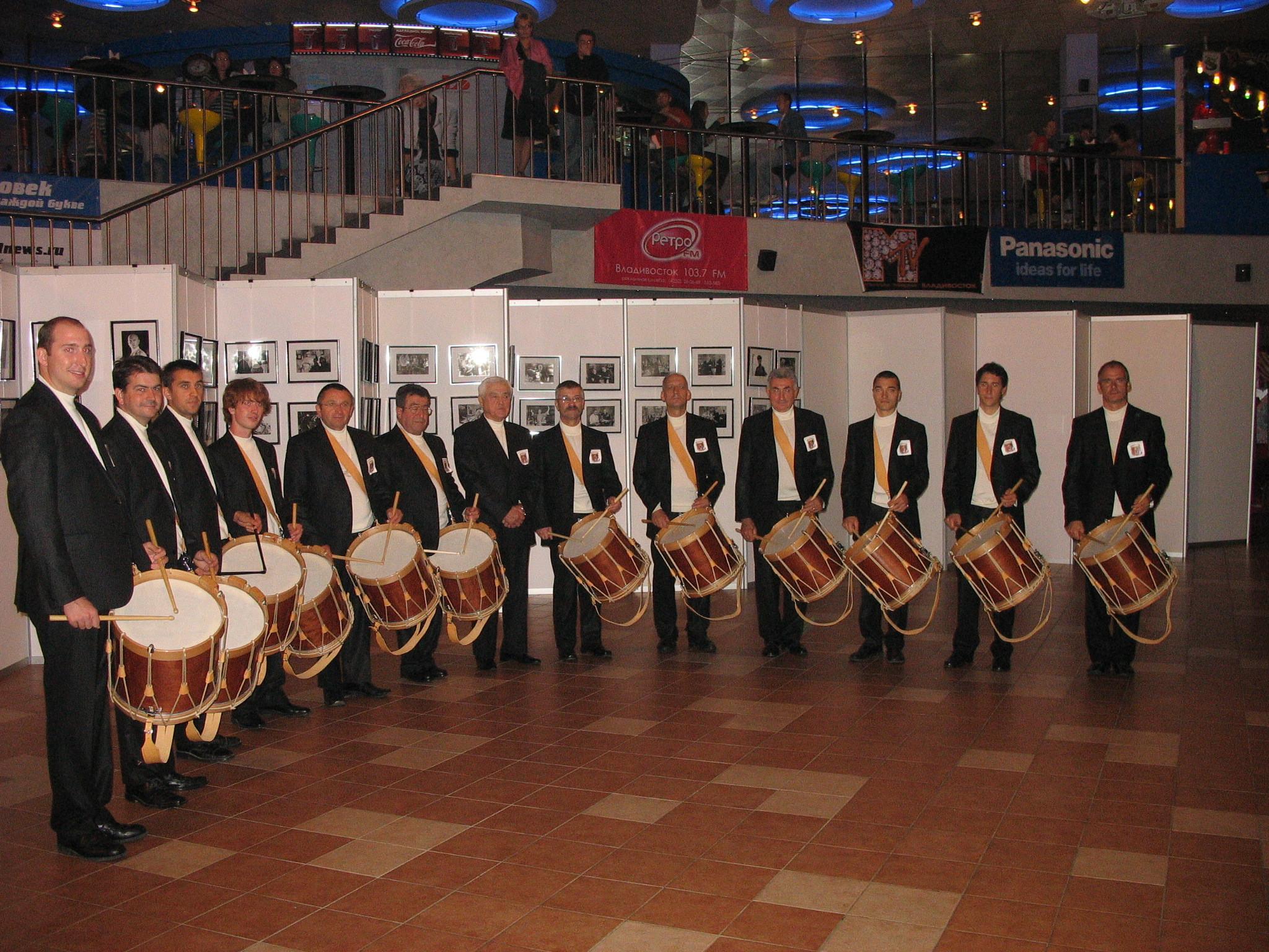 rencontres tambours premier