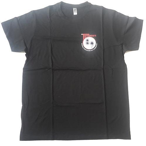 Tee-shirt - Noir