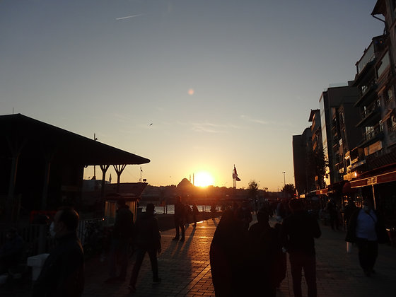 Akşamüstü Karaköy Serisi 4