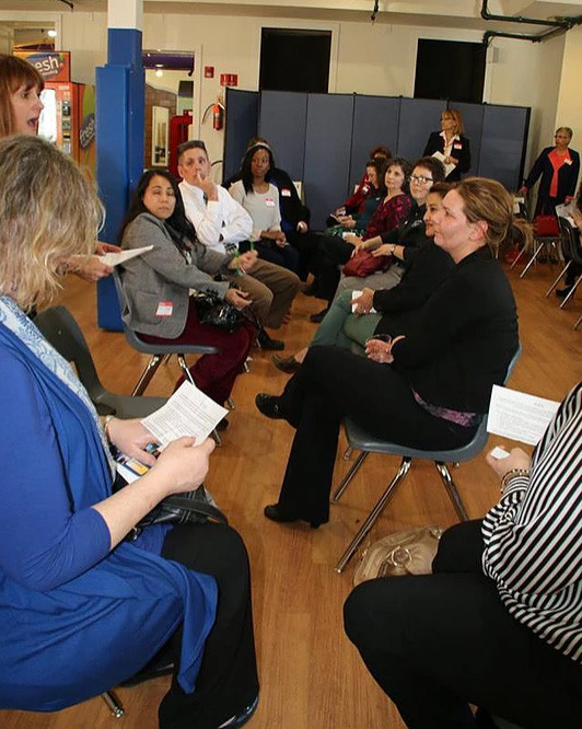 speed networking Women's Professional Network Hudson Valley