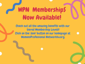 WPN Announces New Membership Opportunities